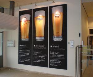 Banners Heineken Winkler