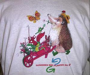 Fullcolor tshirt