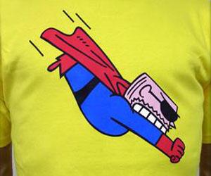 Tshirt bedrukking
