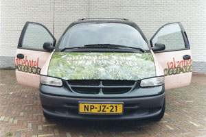 Carwrap veluwe