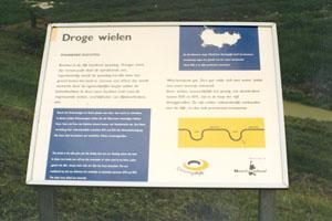 Provincie noord holland informatie bord