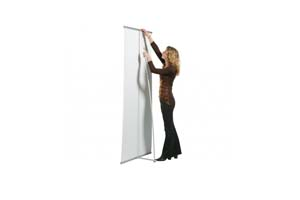 Bannerstands slimbanner roll up c