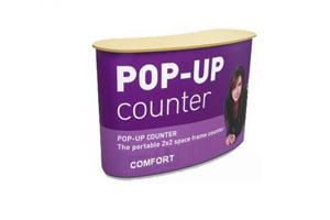 Counters comfort