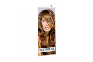 Bannerstands slimbanner roll up 1