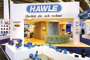 Stand hawle amsterdam