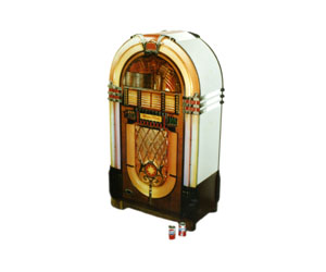 3d decoratie jukebox