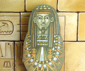 3d egypte blow up sarcofaag