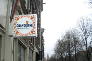 Lichtbak orangebike