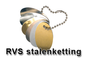 Rvs stalenketting amsterdam