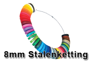 8mm stalenketting amsterdam