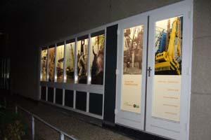 Lichtbak saan museum
