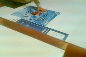 Posters lamineren